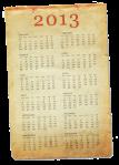 old calendar 2013 0 (1)