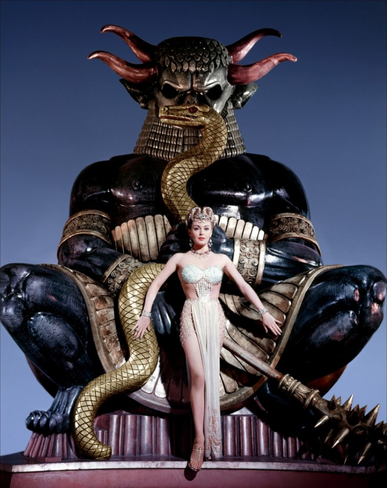 lana-turner-plays-a-pagan-priestess-in-e2809cthe-prodigale2809d-1955