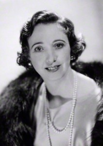 NPG x16614; (Joan) Rosita Forbes (Mrs Arthur T. McGrath) by Howard Coster