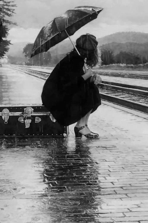 Writing Prompt – In the Rain | Karavansara