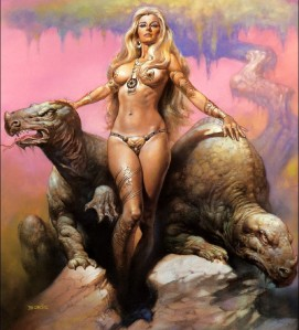 art by Boris Vallejo