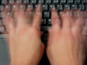 fast-typing-fingers