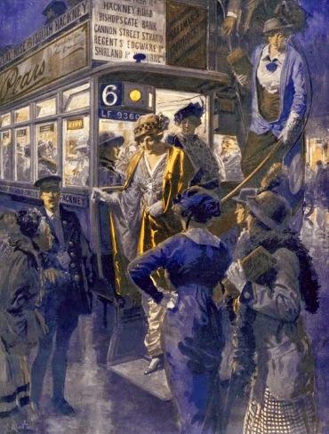 14Fortunino Matania, 1881-1963, Italian painter