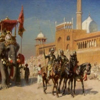 Discovering Mughal India