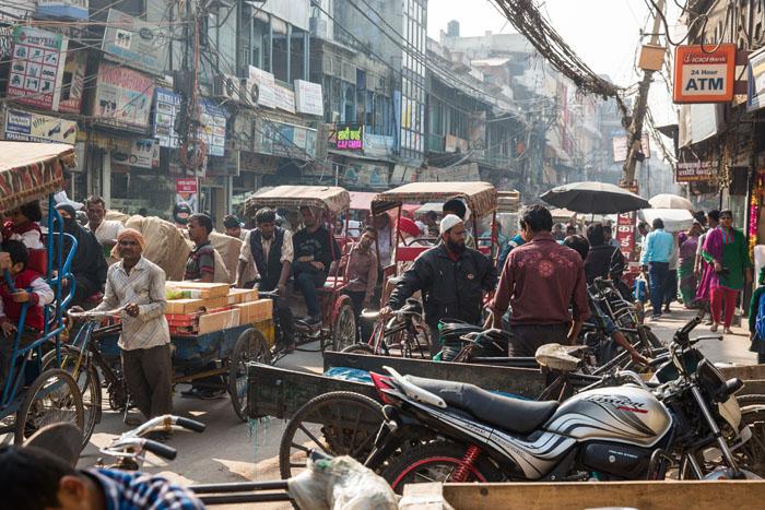 Old-Delhi-Crowded-Street
