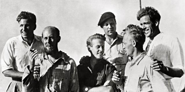 Thor+Heyerdahl+i+Kon-Tiki+1950
