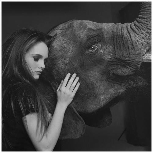 vanessa-parais-with-elephant-1991