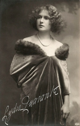 Lidia Quaranta, who portrayed the character of Cabiria