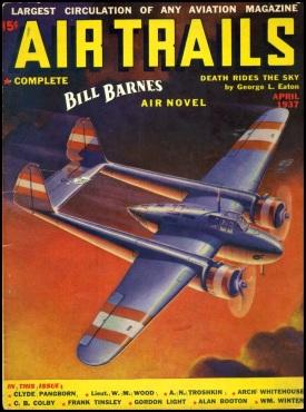 Air Trails cover - Ap.1937