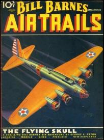 Bill Barnes cover - Ja.1936