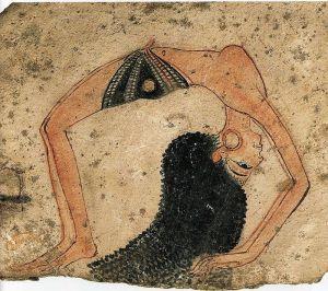 Female_topless_egyption_dancer_on_ancient_ostrakon