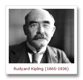 Rudyard Kipling 1865-1936[11]
