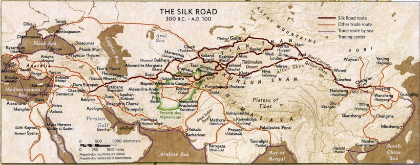 China-Silk-Road-Map-full