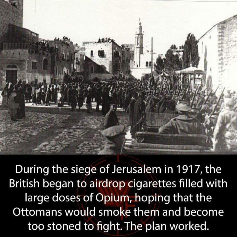 siege of jerusalem 1917