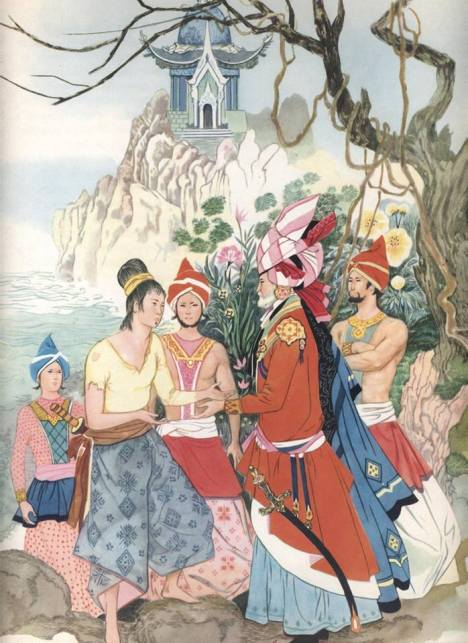 arabian nights italy 1958 35