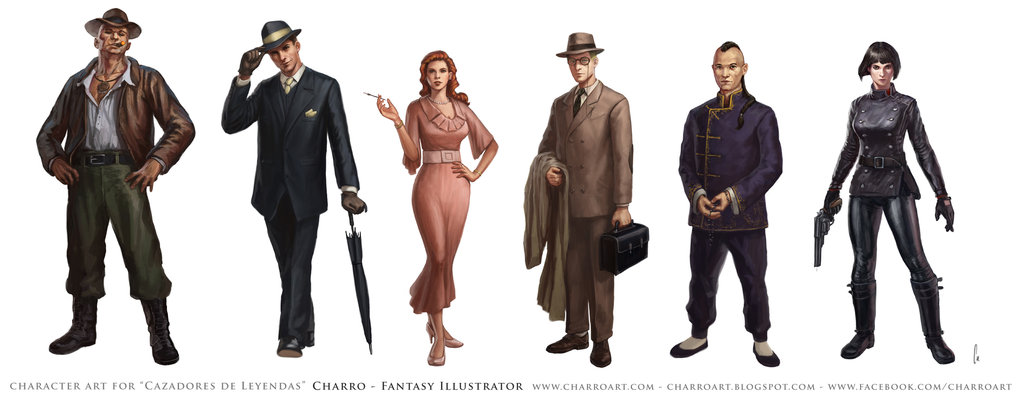 characters_for_pulp_rpg_game_by_charro_art-d6mxfx3