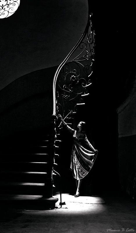 ghost stair