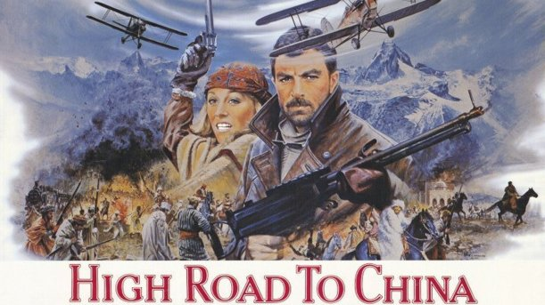 high road to china 1
