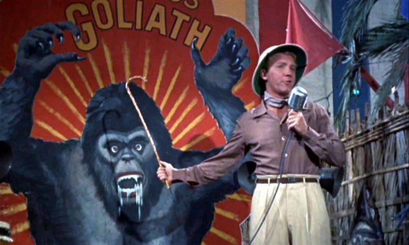 Gorilla At Large 028
