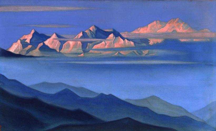 TrekWorld_Nicholas-Roerich_Kanchendzonga-1944