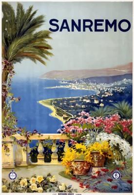 Vintage-Travel-Poster-Sanremo-Italy