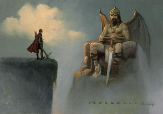 Segrelles Il Mercenario