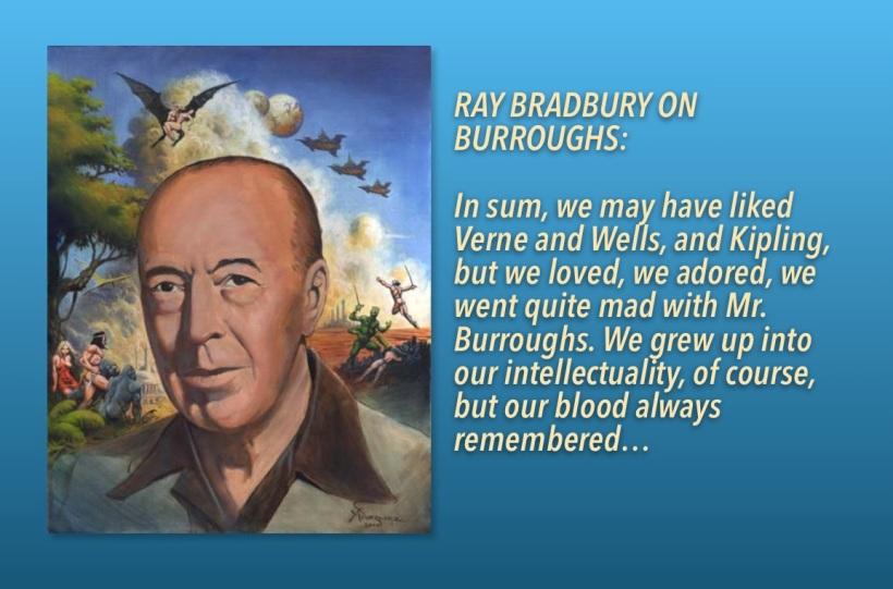 Ray-Bradbury-on-Burroughs