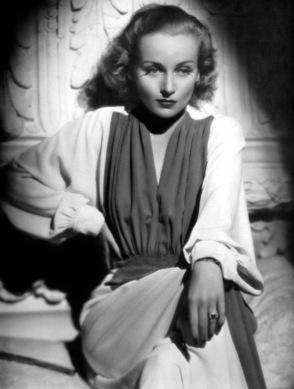 Carole Lombard 1937. Scanned by jane. Enjoy!