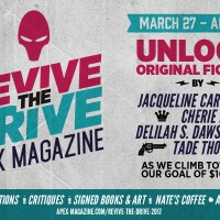 Revive the Drive: an interview with Lesley Conner, Apex Magazine's managing editor