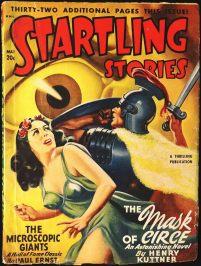 Startling Stories - My.1948