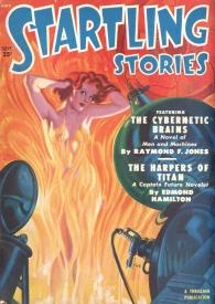 Startling Stories September 1950