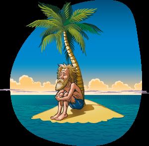 The Desert Island Whatever, part one – books