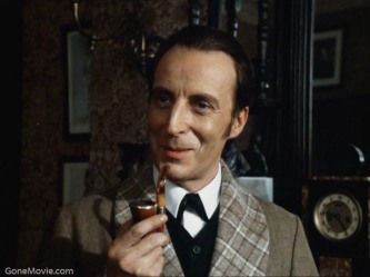 Ian Richardson played Holmes in The Hound of the Baskervilles (1983) and in The Sign of Four (1983).