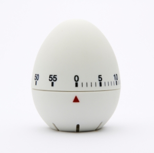 Kitchen egg timer