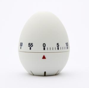 Kitchen egg timer