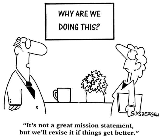 a mission statement