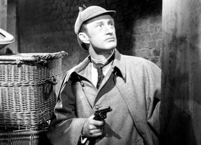 Sherlock Holmes Ronald Howard