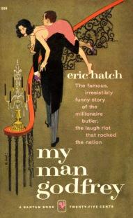 My Man Godfrey, 1957 - illus Mitchell Hooks