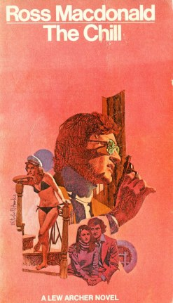 The Chill, 1978 - illus Mitchell Hooks