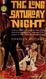 The Long Saturday Night, 1962 - illus Mitchell Hooks.2