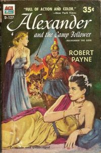 alexander and the camp follower
