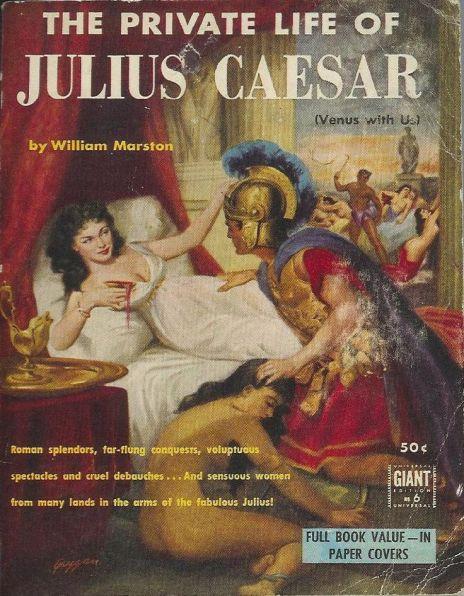 priva life julius caesar