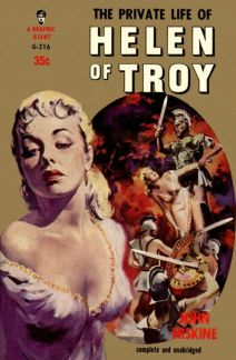 private life helen of troy