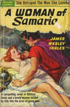 woman of samaria