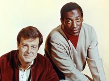 I Spy (NBC) (1965-1968) Shown from left: Robert Culp (as Kelly Robinson), Bill Cosby (as Alexander Scott)