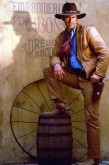 The Adventures of Brisco County Jr. TV Series starring Bruce Campbell, Comet, Kelly Rutherford, Julius Carry, Christian Clemenson, John Astin, John Pyper-Ferguson and Billy Drago - dvdbash.com