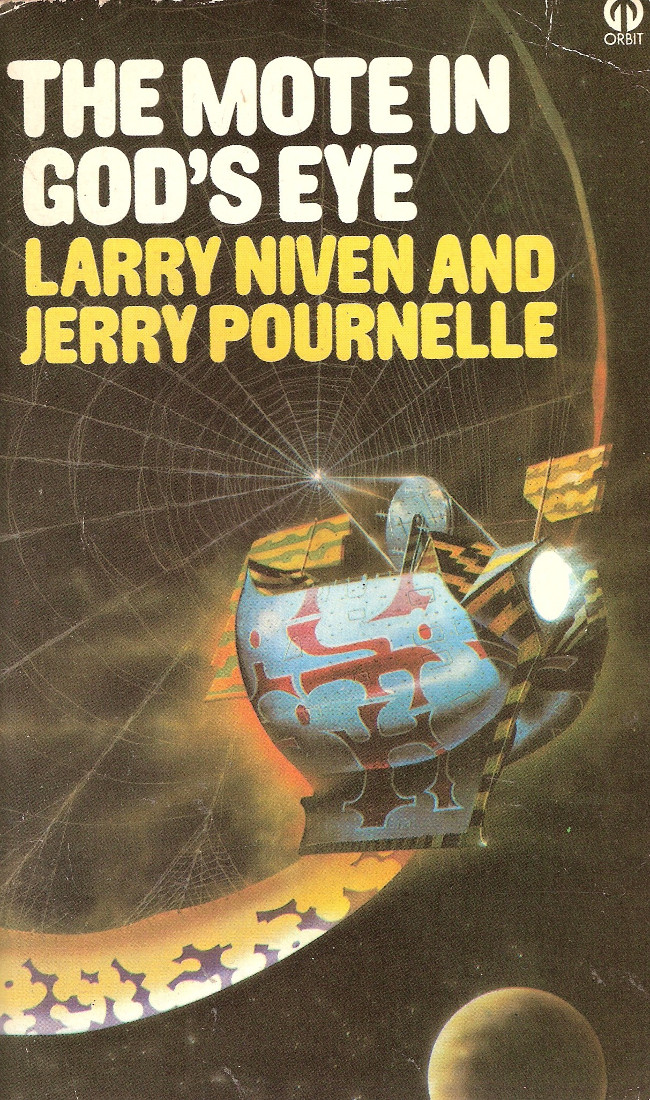 Larry Niven and Jerry Pournelle_1974_The Mote in God's Eye