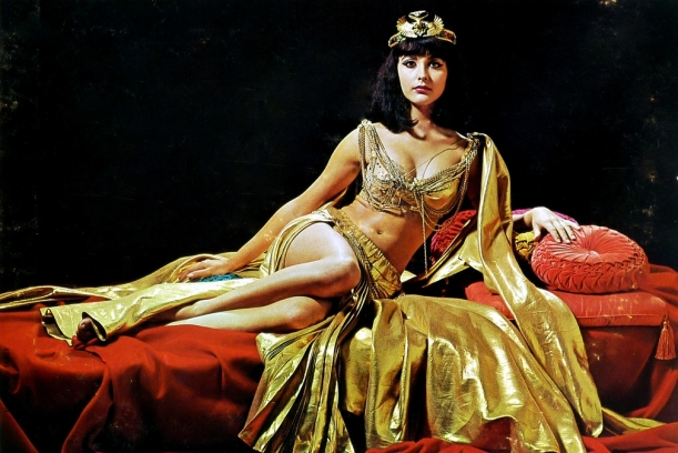 Cleopatra, the first tycoon in the history of human kind!