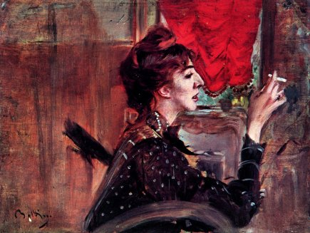 The red curtain by Giovanni Boldini.jpg