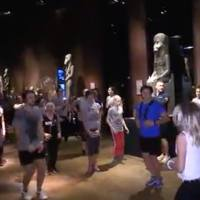Dancing with the Pharaohs